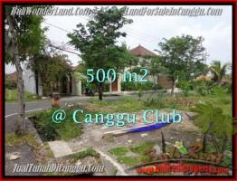 JUAL TANAH MURAH di CANGGU BALI 5 Are Lingkungan Villa
