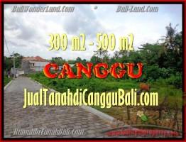 DIJUAL MURAH TANAH di CANGGU 5,1 Are di Canggu Pererenan