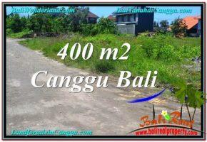 JUAL TANAH MURAH di CANGGU BALI 4 Are Lingkungan villa & Hotel